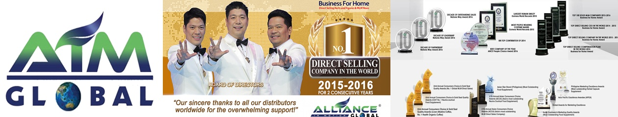 """AIM GLOBAL BUSINESS : HELPING ORDINARY PEOPLE INTO EXTRAORDINARY MILLIONAIRES"""
